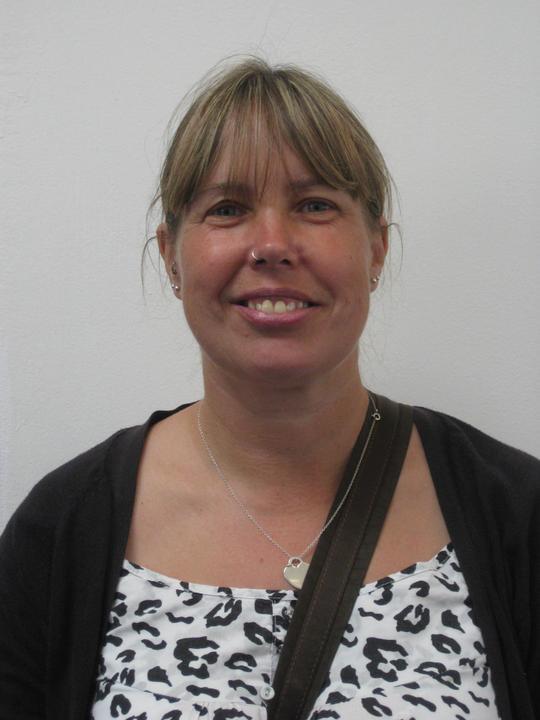 Mrs Bemrose, EYFS learning support assistant.