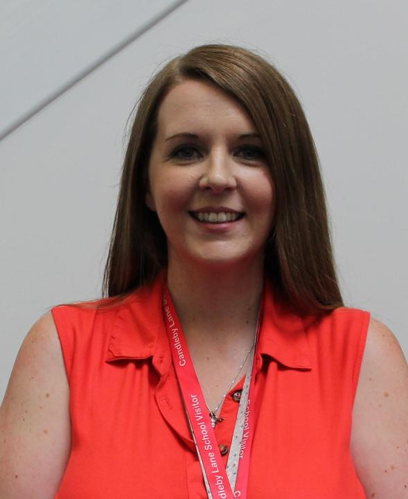 Katie Calvert F1 Teacher