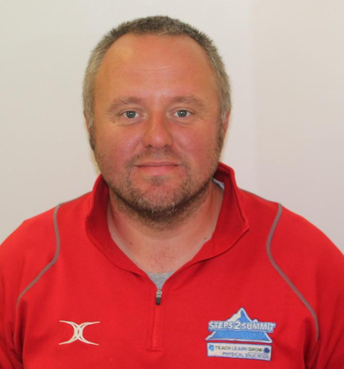 Colin Booth Sports Coach