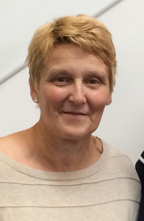 Mrs Stockley, Nursery Nurse.