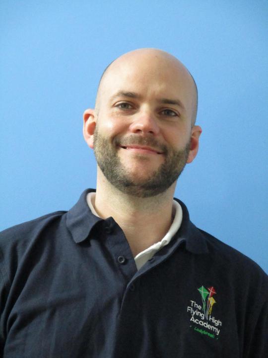 Tony Warsop Executive Head
