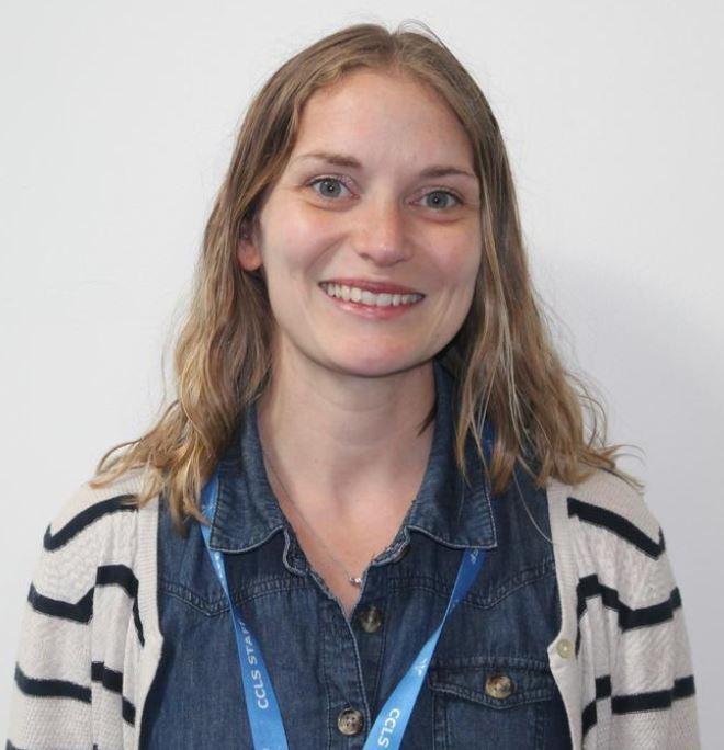 Amy Scott (Teacher)