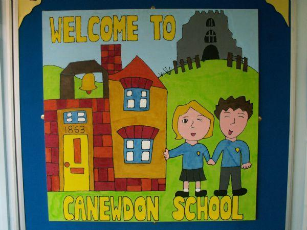 Welcome to Canewdon School