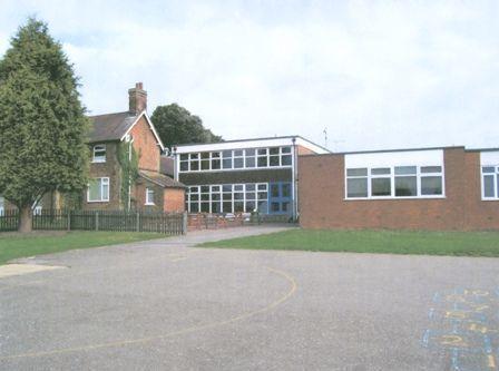 Our school junior playground