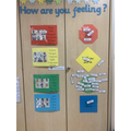 Every class has a zones of regulation board in it