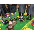 Anti-Bullying Week: Odd Socks Day!