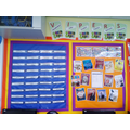 Key vocabulary and recommended reading is updated every term.