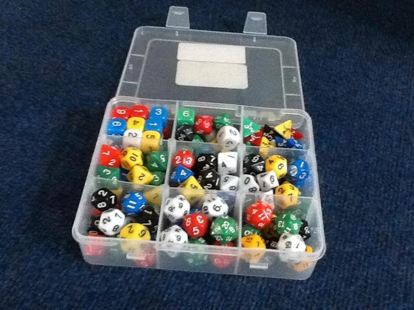 Various dice