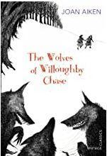 Term 1:  The Wolves of Willoughby Chase by Joan Aiken