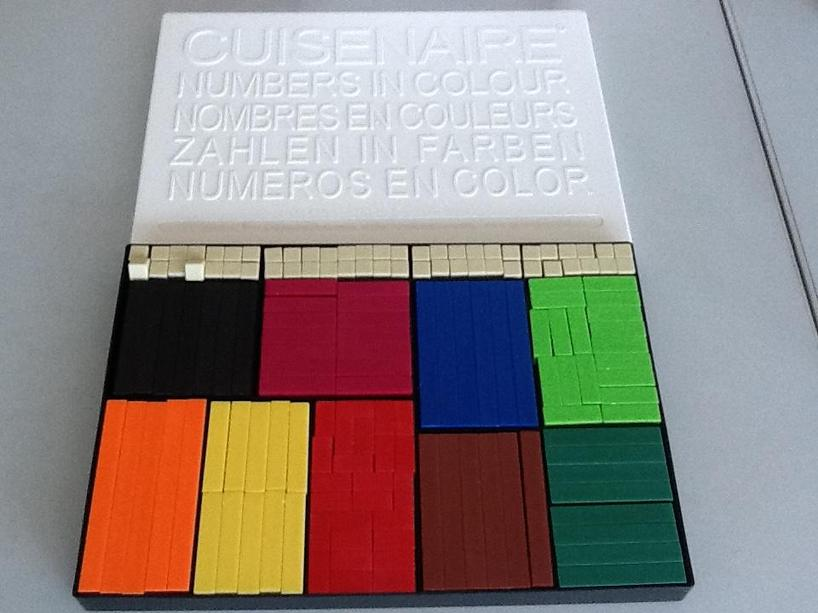 Cuisenaire / non-value colour rods