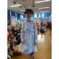 Mary Poppins aka Chloe