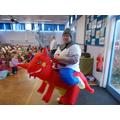 George and the Dragon aka Mrs Pearce