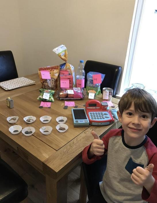 Home Learning Shop