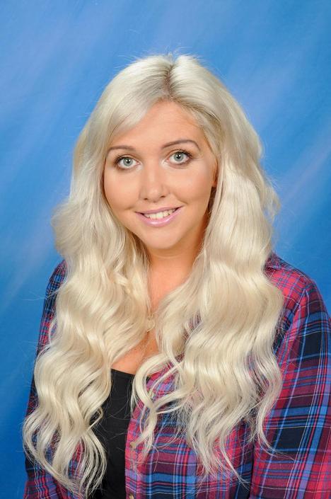 Miss. K Llewellyn - Class Teacher