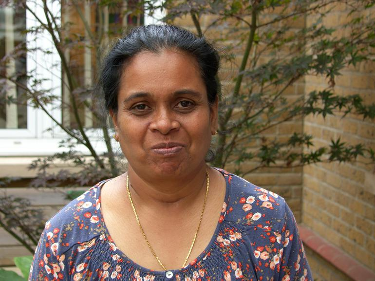 Mrs Lesley-Jayanthan Catering Manager