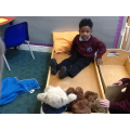 Telling a story through role play