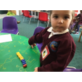 Counting pegs