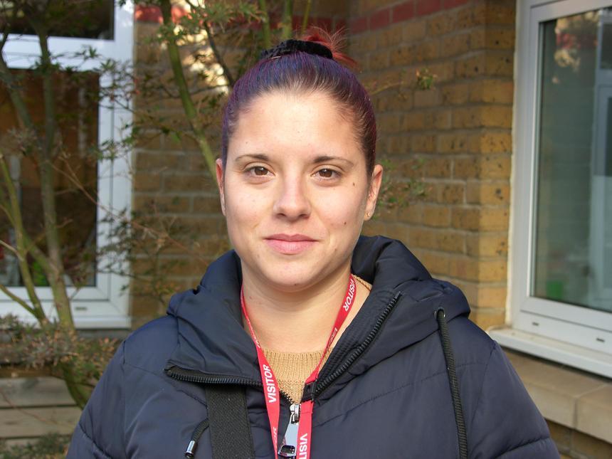 Miss J Mitchell Relief SMSA