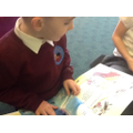 Developing wonderful book skills