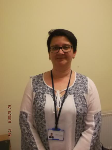 Liliana Oustianik  Speech and Language Therapist