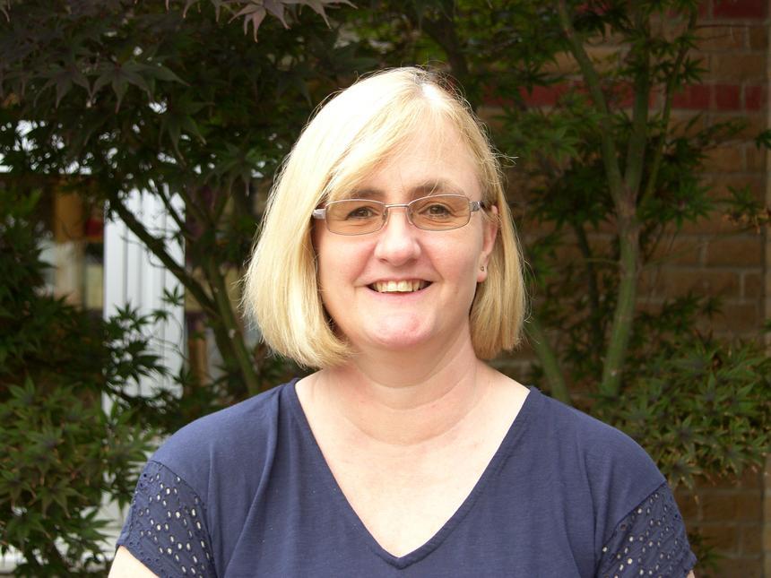 Mrs Hayes Teacher Reception Blue Class