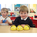 Beebots are used for practising early programming.