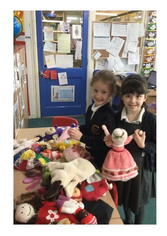 Year 1 toy workshop - March 2019