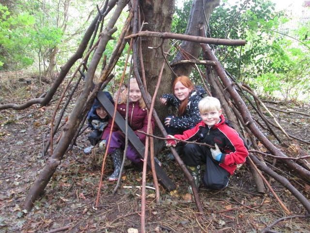 Year 4 Forest School