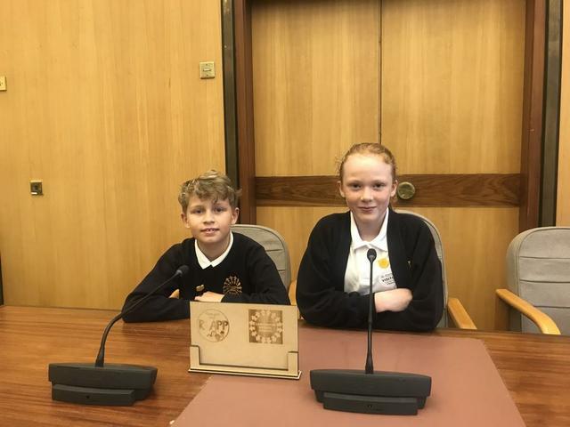 Pupil Parliament Representatives 2018