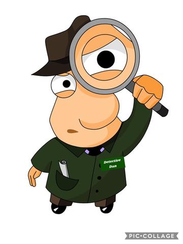 Meet Detective Dan - he solves all Eco problems!
