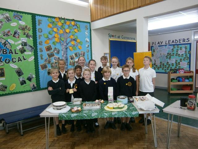 School Councillors coffee afternoon - Sept 18