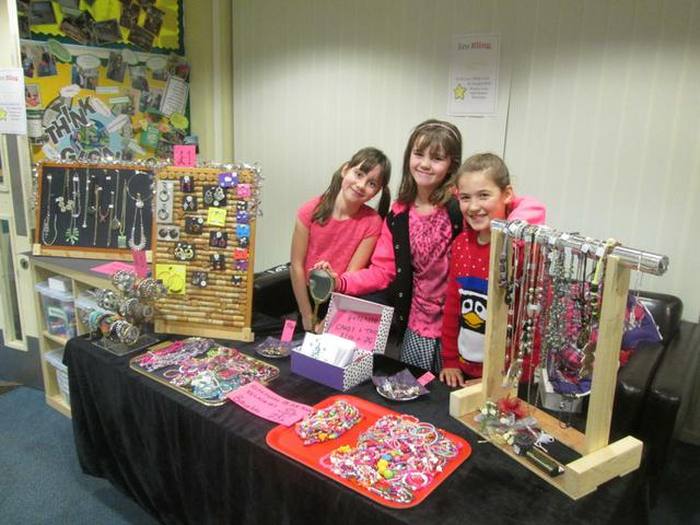Eco Bling - we recycled jewellery to sell