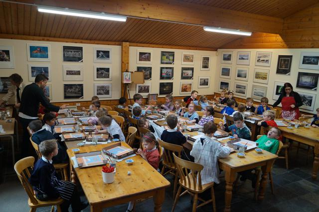 Year 2 Patchings Art Centre Visit
