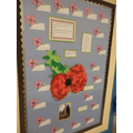 Year 1 Poppy Display
