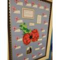 Year 1 Poppy Display