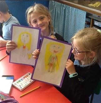 Drawing Ourselves.