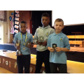 Senior Sports Cup: 1st Cooper, 2nd Bert, 3rd Jamie