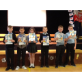 Swimming Certificate Winners