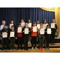 HeartStart Certificate Winners