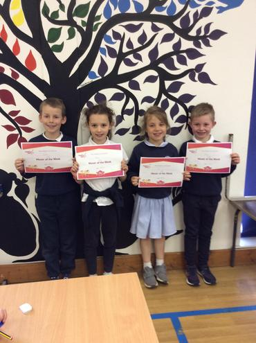 This weeks Super Movers!