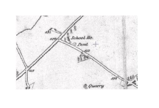 OS Map from 1837