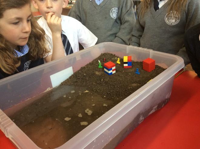 Making our beach