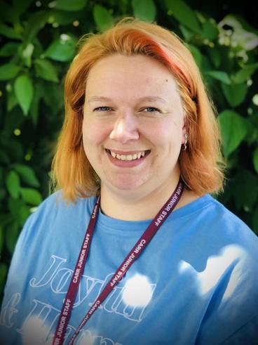 Miss Julia Hudson - Teaching Assistant