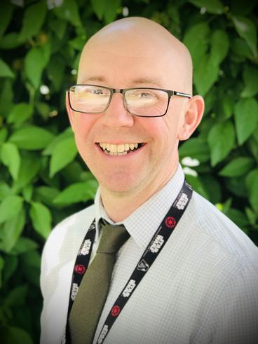 Mr Andy Gray - Y4 Teacher