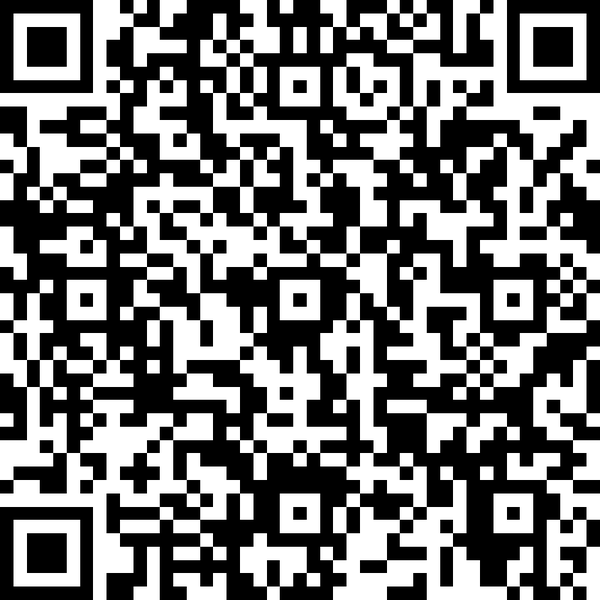 QR code for reporting test result