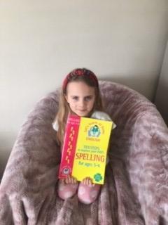 Spellings practice
