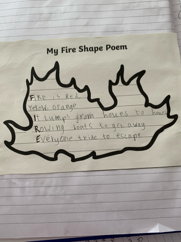Brilliant Fire of London poetry