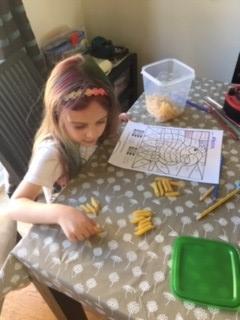 Pasta maths