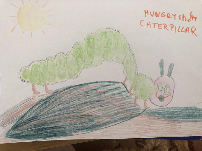 Drawing and writing skills