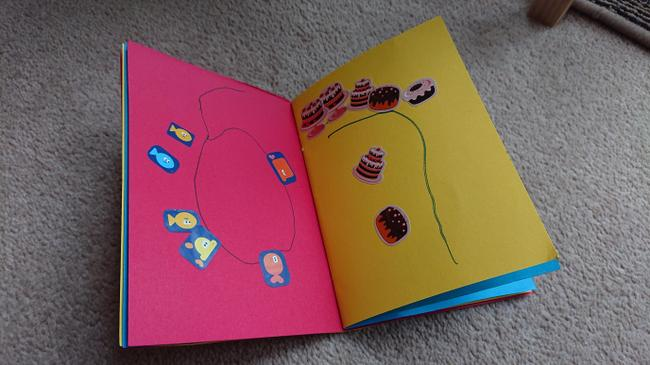 Lola's fantastic counting book!